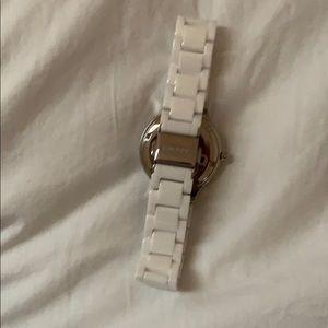 Dkny Accessories - New DKNY white watch!